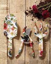 Mackenzie Childs MacKenzie-Childs Morning Glory Gardening Tool Set