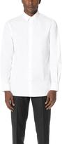 Club Monaco Stretch Poplin Dress Shirt