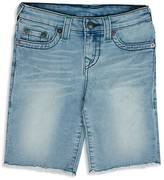 True Religion Boys' French Terry Geno Shorts - Sizes 2T-7