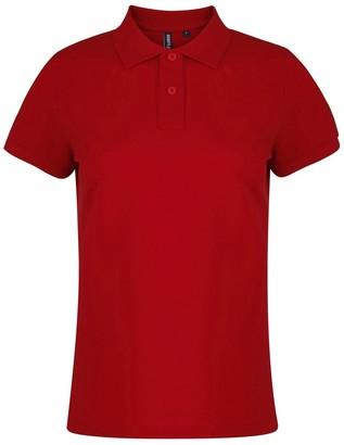 Asquith Fox Asquith & Fox Women's Polo Shirt