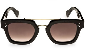 Celine Bar Top Square Sunglasses