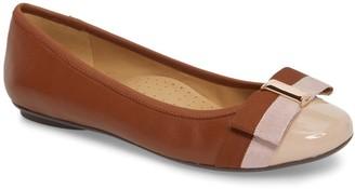 VANELi Salia Bow Flat - Multiple Widths Available