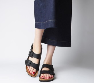 Birkenstock Milano Sandals Black