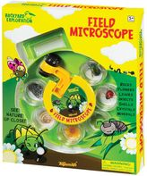 Toysmith Backyard Exploration Field Microscope Set