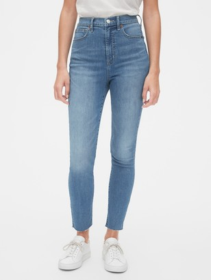 Gap Sky High True Skinny Jeans with Secret Smoothing Pocket