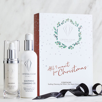 Crystal Clear All I Want for Christmas Set (Worth 60.00)