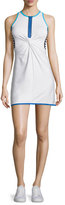Monreal London Twist-Front Tennis Dress