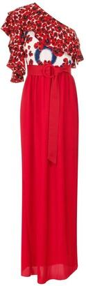 Isolda Abalone maxi dress