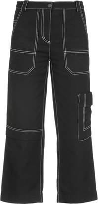 3.1 Phillip Lim Cargo Denim Trousers