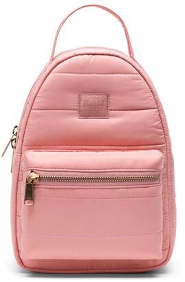 Herschel Nova Mini Quilted Backpack