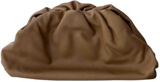 Bottega Veneta Pouch Camel Leather Clutch bags