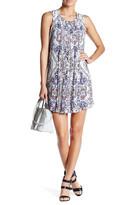 Daniel Rainn Sleeveless Pleat Front Dress (Regular & Petite)