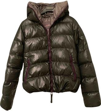 Duvetica Green Synthetic Coats