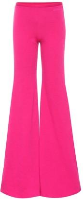 Vetements Cotton-blend jersey trackpants