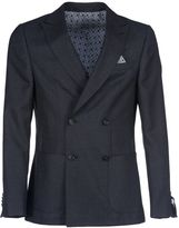 Z Zegna Z-zegna Double Breasted Blazer
