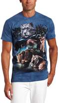 The Mountain Big Cats Jungle T-Shirt, 5X-Large