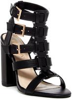 Liliana Edgar Block Heel Sandal