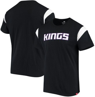 Men's Heathered Black Sacramento Kings Grange T-Shirt