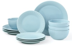 Kate Spade Willow Drive 12-pc Dinnerware Set, Service for 4