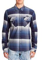 PRPS Plaid Cotton Shirt