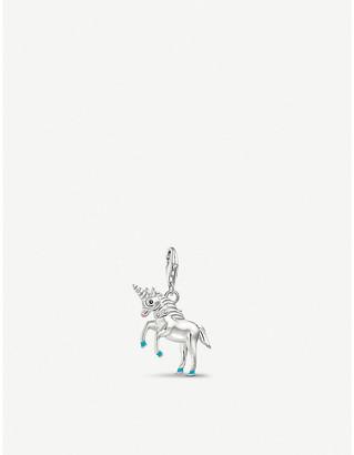 Thomas Sabo Charm Club 3D sterling silver unicorn charm