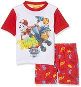Nickelodeon Boy's No Job Is Too Big for Puppies Pyjama Sets