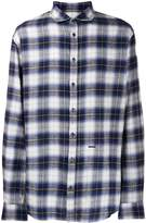 Dsquared2 check flannel shirt