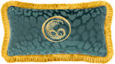 Roberto Cavalli Sigillo Bed Cushion - 30x50cm - Teal