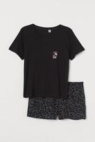 H&M H&M+ Pajamas - Black