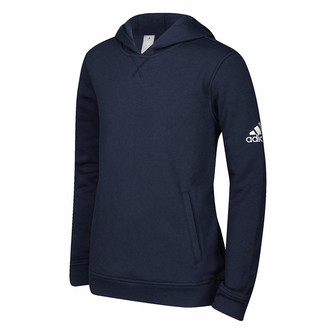 adidas YTH Fleece Hood Medium/Medium Conavy