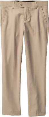 Isaac Mizrahi Slim Suit Pants (Big Boys)