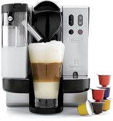 Nespresso DeLonghi Lattissima Single-Serve Machine