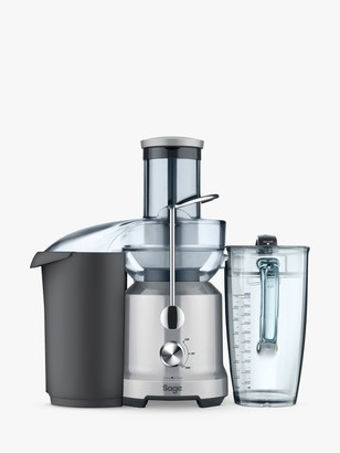 Sage BJE430SIL the Nutri Juicer Cold, Silver