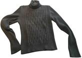 Christian Dior Grey Wool Knitwear for Women Vintage