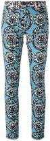 Versace 'Baroque Ice' jeans