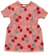 Oeuf Cherry Dress Rose