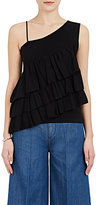 Co Women's Ruffle One-Shoulder Top