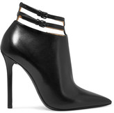 Bottega Veneta Leather Boots - Black