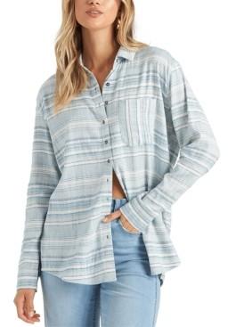 Billabong Juniors' Easy Movin Button Up Shirt