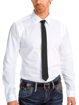 Black Oxford Tie