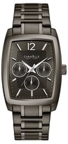Caravelle New York Men's Caravelle New York Analog Watch - Black