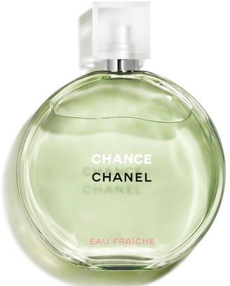 Chanel CHANCE EAU FRAÎCHE Eau de Toilette Spray, 5.0 oz.