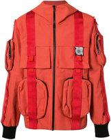 Christopher Raeburn Velcro Anorak jacket - men - Nomex/Kevlar/other fibers - M