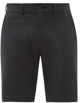 Kjus Ike Tailored Shell Shorts - Black