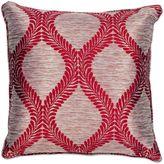 Kas Elegance 20-Inch Square Throw Pillow