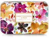David Jones Tangerine & Pear Soap