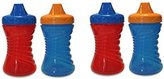 Gerber Graduates Fun Grips Hard Spout Sippy Cup, 4 Count