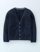 Boden Cashmere Crop V-neck Cardigan