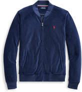 Ralph Lauren Cotton-blend-velour Jacket
