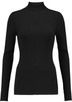 IRO Ribbed Knitted Turtleneck Sweater